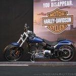 Harley Davidson Breakout side