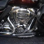 Harley Davidson CVO Limited V Twin engine
