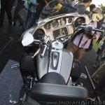 Harley Davidson CVO Limited dashboard
