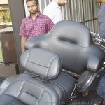 Harley Davidson CVO Limited pillion seat