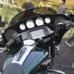 Harley Davidson Street Glide Special dashboard
