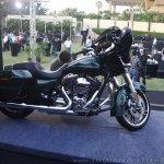 Harley Davidson Street Glide Special profile