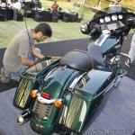 Harley Davidson Street Glide Special saddle bags