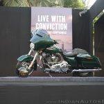 Harley Davidson Street Glide Special side