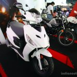 Hero Dash at the 2014 Colombo Motor Show Sri Lanka
