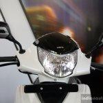 Hero Dash headlamp at the 2014 Colombo Motor Show Sri Lanka
