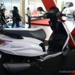 Hero Dash rear three quarter at the 2014 Colombo Motor Show Sri Lanka