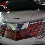 Hero Dash taillight at the 2014 Colombo Motor Show Sri Lanka