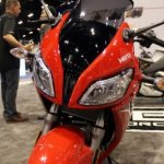 Hero HX250R at AIMExpo front