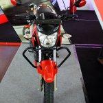 Hero Xtreme Sports front at the 2014 Colombo Motor Show Sri Lanka