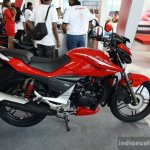 Hero Xtreme Sports side at the 2014 Colombo Motor Show Sri Lanka