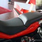 Hero Xtreme Sports split seat at the 2014 Colombo Motor Show Sri Lanka