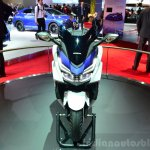 Honda Forza 125 front at the 2014 Paris Motor Show