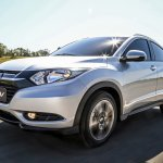 Honda HR-V Brazil in motion