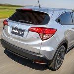 Honda HR-V Brazil taillight
