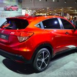Honda HR-V prototype for Europe at 2014 Paris Motor Show