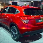 Honda HR-V prototype for Europe rear three quarter at 2014 Paris Motor Show