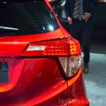 Honda HR-V prototype for Europe taillight at 2014 Paris Motor Show