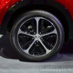 Honda HR-V prototype for Europe wheel at 2014 Paris Motor Show