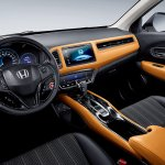Honda Vezel China dashboard
