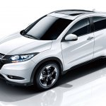 Honda Vezel China front three quarter