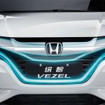 Honda Vezel China front