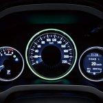 Honda Vezel China instrument console