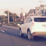 Honda Vezel rear spied in Brazil