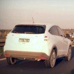 Honda Vezel spied in Brazil