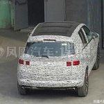 Honda XR-V rear spied