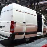 Hyundai H350 at the 2014 Paris Motor Show
