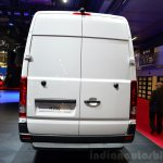 Hyundai H350 rear at the 2014 Paris Motor Show