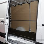 Hyundai H350 sliding door at the 2014 Paris Motor Show