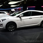 Hyundai i40 48V Hybrid at the 2014 Paris Motor Show (2)