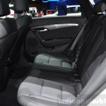 Hyundai i40 48V Hybrid rear seat at the 2014 Paris Motor Show