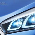 Hyundai new Sao Paulo Motor Show 2014 concept headlight