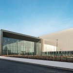 JLR Wolverhampton engine plant