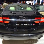 Jaguar XF rear special edition at the 2014 Paris Motor Show