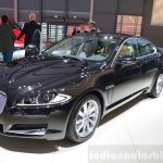 Jaguar XF special edition at the 2014 Paris Motor Show