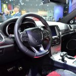 Jeep Grand Cherokee SRT Red Vapor interior at the 2014 Paris Motor Show