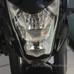 Kawasaki ER-6n headlamp from the India launch
