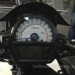 Kawasaki ER-6n instrument cluster from the India launch