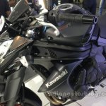 Kawasaki ER-6n tank and headlamp from the India launch