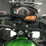 Kawasaki Z250 instrument cluster from the India launch