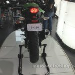 Kawasaki Z250 rear from the India launch
