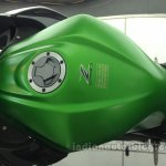 Kawasaki Z250 tank from the India launch