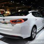 Kia Optima Mild Hybrid concept at the 2014 Paris Motor Show
