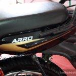 Mahindra Arro tailpiece at the 2014 Colombo Motor Show Sri Lanka