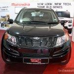 Mahindra Maxximo Plus front at the 2014 Colombo Motor Show Sri Lanka