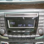 Maruti Ciaz audio system
